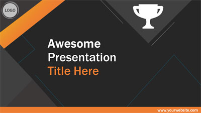 ID# 21656 - Design Angles - PowerPoint Template