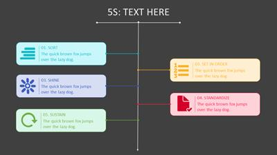 5s Toolkit Template - A PowerPoint Template from PresenterMedia com