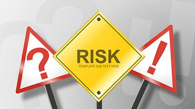 ID# 22247 - Risk It - PowerPoint Template