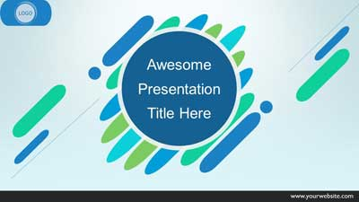 ID# 22825 - PowerPoint Template
