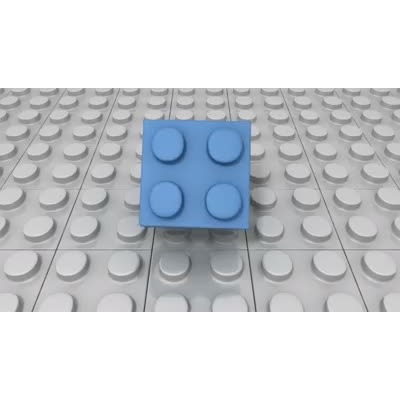 ID# 6107 - Single Block - Video Background