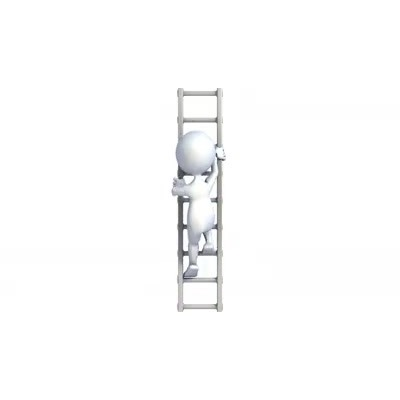 ID# 6123 - Ladder Freedom - Video Background