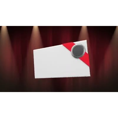 ID# 7121 - Envelope Please - Video Background
