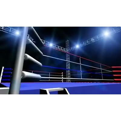 ID# 7191 - Boxing - Video Background
