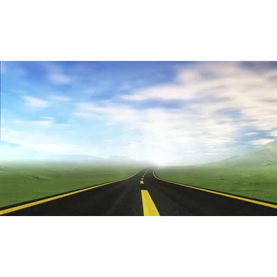 ID# 7599 - Road To Success - Video Background