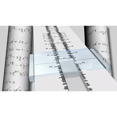 ID# 8047 - Rulers and Equations - Video Background