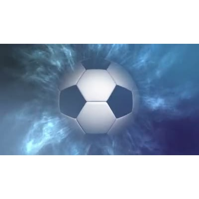 ID# 9659 - Soccer - Video Background