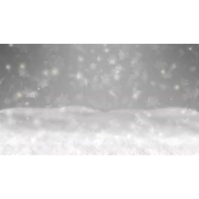 ID# 13520 - Winter Wonderland Snow - Video Background