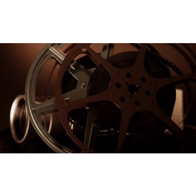 ID# 23973 - Film Reel - Video Background