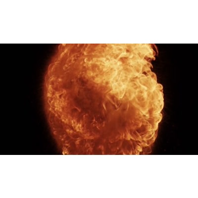 ID# 24006 - Fireball Explosion - Video Background
