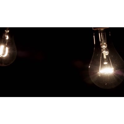 ID# 24032 - Light Bulb - Video Background
