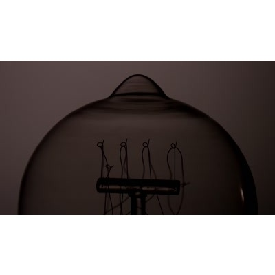 ID# 24035 - Light Bulb Swing - Video Background