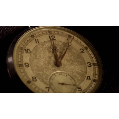 ID# 24054 - Pocket Watch Spin - Video Background