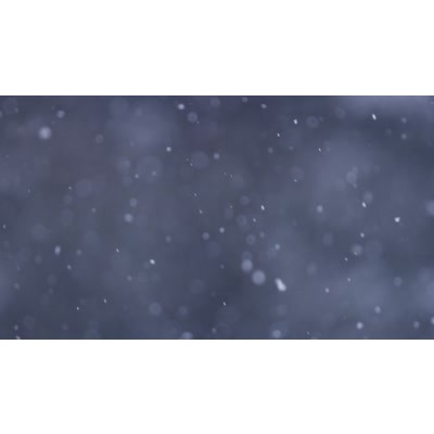 ID# 24077 - Snow - Video Background