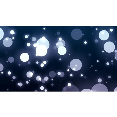 ID# 24569 - Particle Snowfall - Video Background